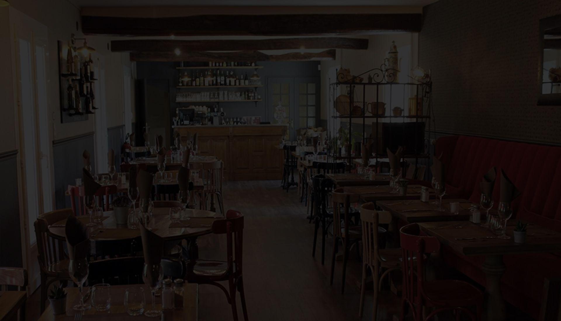 intérieur restaurant instan T